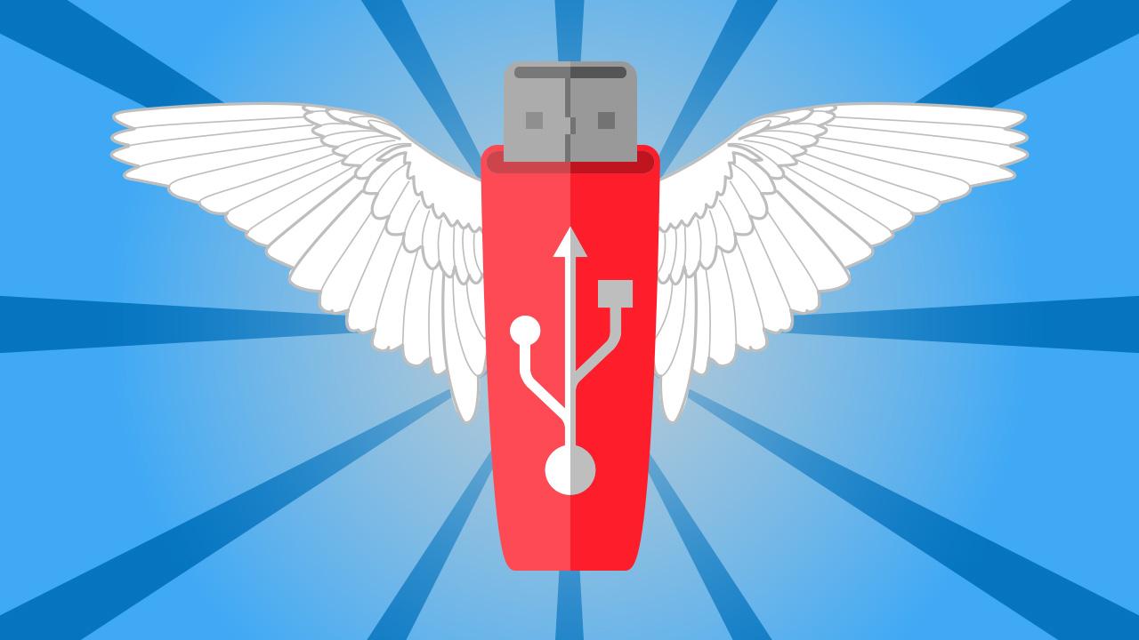15 ideas para resucitar con software las memorias USB que te sobran
