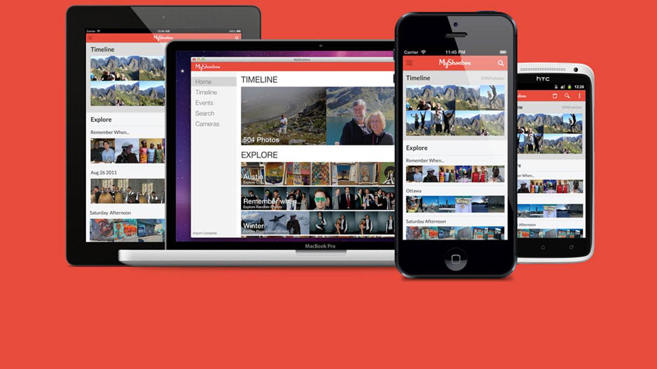 Sincroniza las fotos de todos tus dispositivos en un único lugar