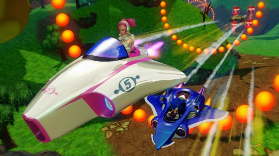 Sonic & All-Stars Racing Transformed: Chaque course est une aventure