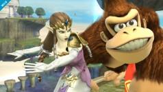 La Princesa Zelda muestra su arma más afilada para Smash Bros Wii U