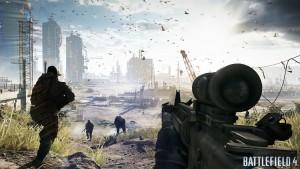 Comparativa insólita entre Battlefield 4 de PS4 y X-1 y ¿¡la realidad!?