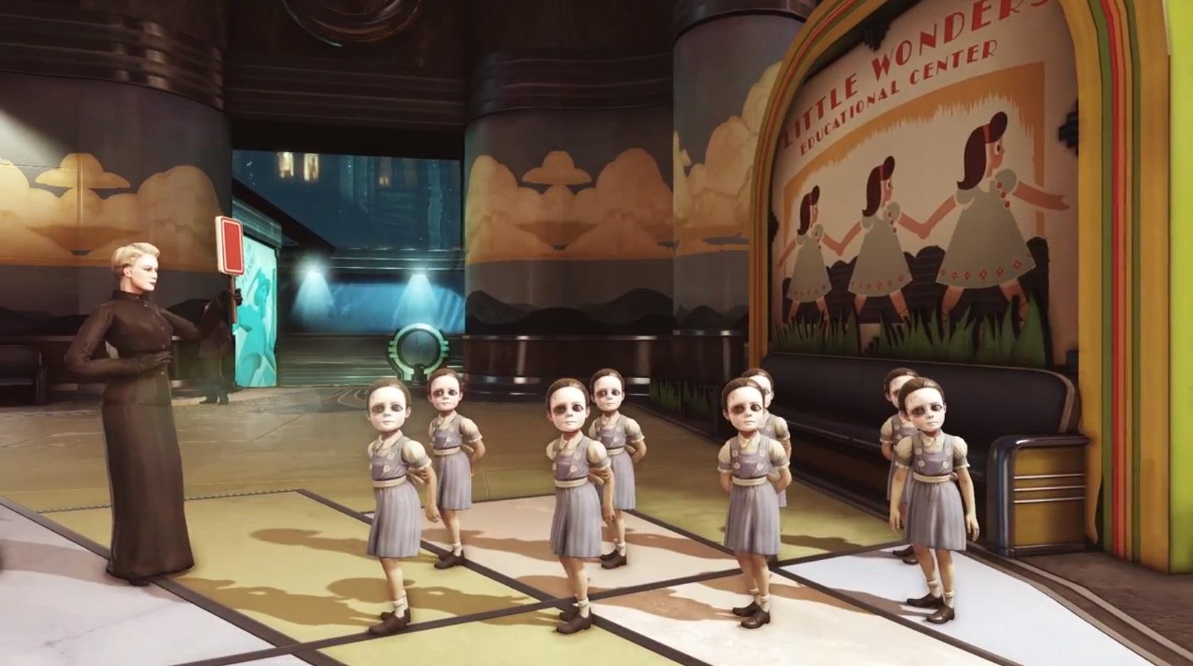 Sorprendente tráiler de BioShock Infinite: Burial at Sea Episode 2