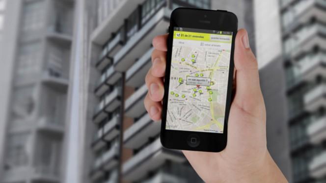 Cómo buscar piso con tu móvil