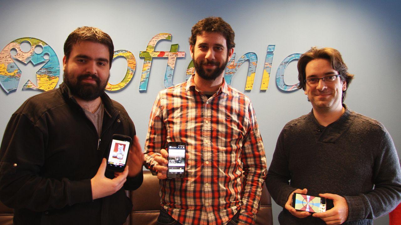 Crear apps para Android es divertido: entrevistamos al equipo Devnamic