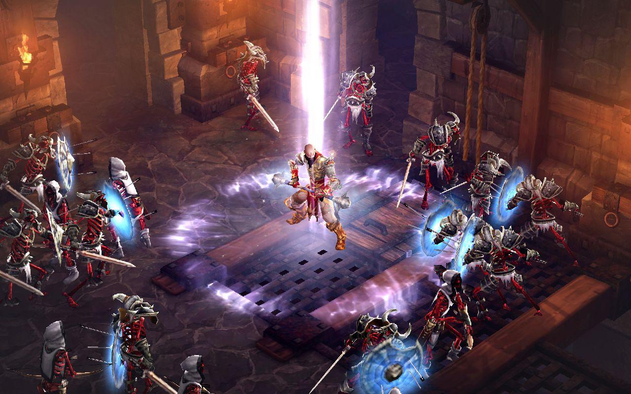 Aparece Diablo 3 para Xbox One: ¿adiós a una exclusiva que era de PS4?