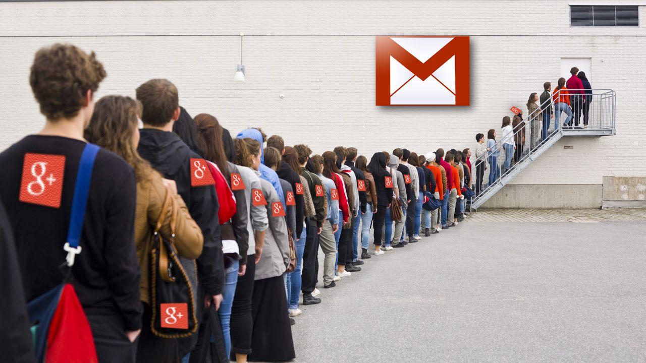 Gmail: controla quién te puede enviar correos a través de Google+