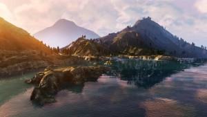 Un mod de GTA 5 para PS3 convierte Los Santos en una ciudad inundada