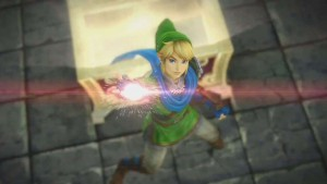 ¿Es Hyrule Warriors para Wii U una secuela de Zelda Skyward Sword?