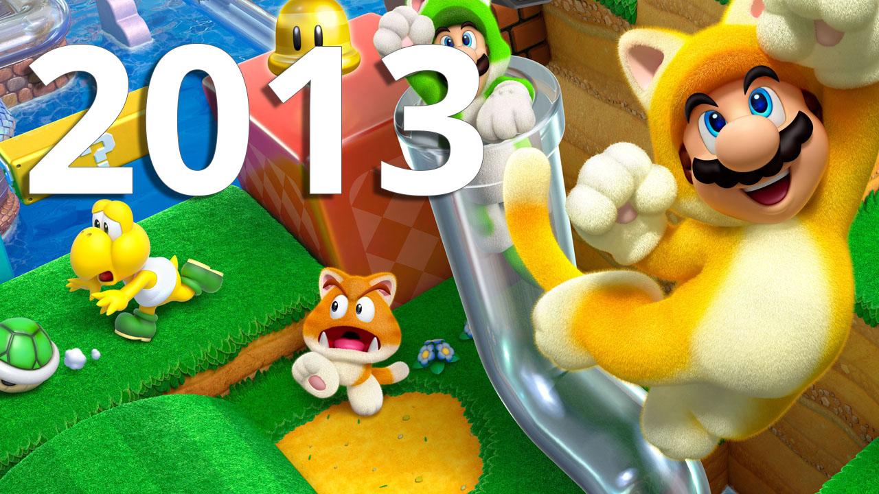 Nuestros juegos favoritos de 2013
