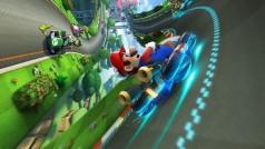 En primavera llegará la última gran esperanza de Wii U: Mario Kart 8