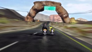Vídeo de Road Redemption de Wii U: ¡combate mientras conduces motos!