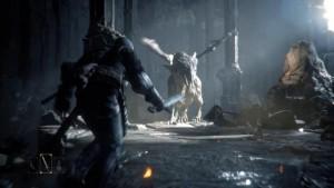 Deep Down de PS4 tiene una de las arañas más temibles de la next-gen