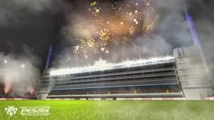 PES 2014 para PS3 recibe hoy La Bombonera y otro estadio gratis