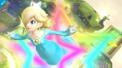 La nueva princesa de Super Smash Bros. Wii U muestra su poder sorpresa