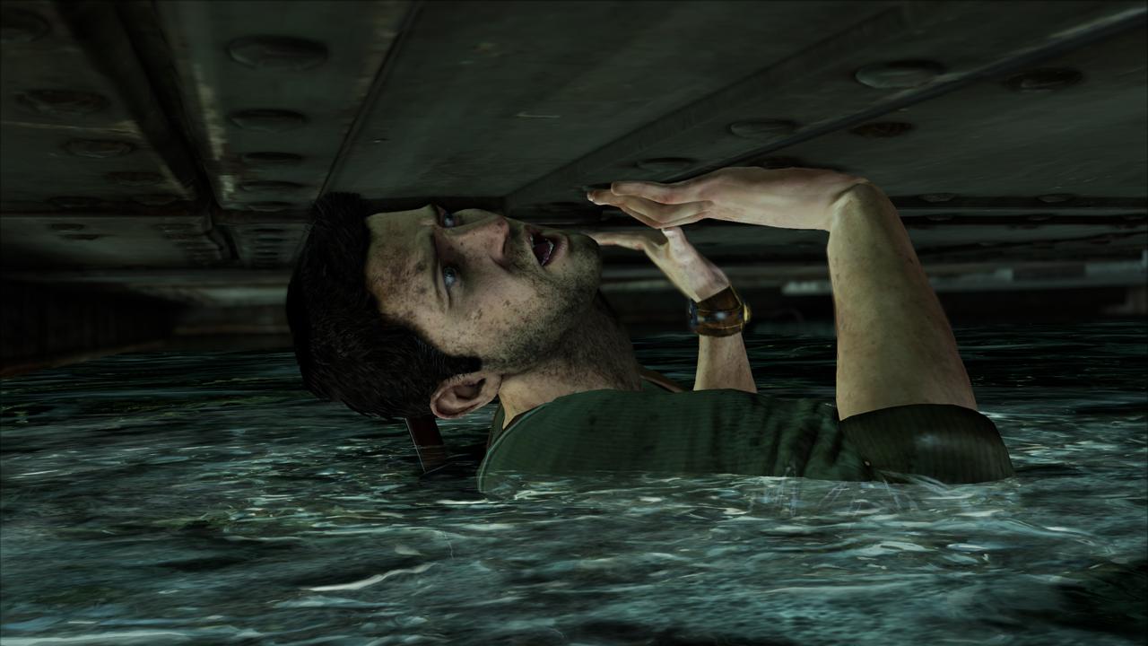 Uncharted 4 para PS4 podría ser una claustrofóbica aventura bajo el mar