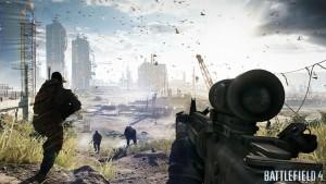 Battlefield 4 de Xbox 360 se actualiza para la salida de Second Assault