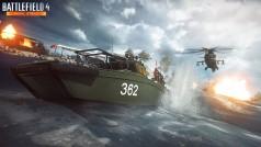 Primeras imágenes de la expansión Battlefield 4: Naval Strike