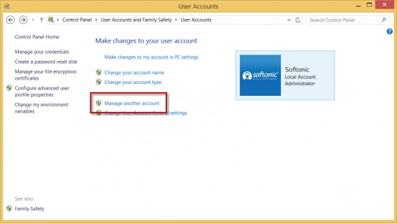 how to make a new admin account on windows 7