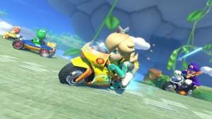 Mario Kart 8 de Wii U cambia radicalmente el sistema de objetos