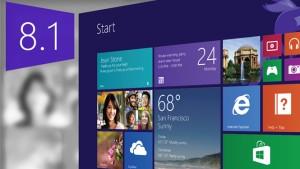 Rumor: la 1ª actualización de Windows 8.1 saldrá el 8 de abril