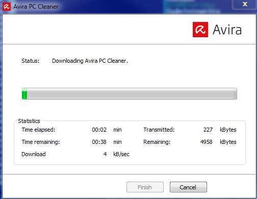 Avira Cleaner PC