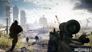 Battlefield 4 pronto te permitirá formar grupos antes de la partida