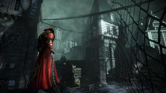 castlevania lords of shadow 2 imagenes