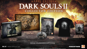 Dark Souls 2 para PC saldrá el 25 de abril de 2014