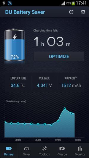 DU Battery Saver : économiser de la batterie intelligemment