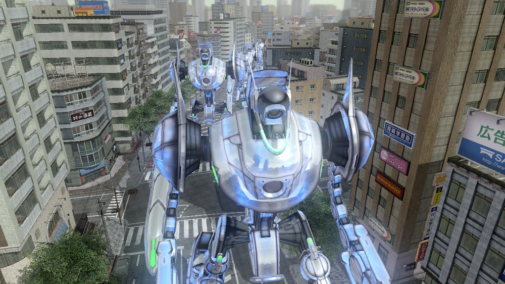 Earth Defense Force 2025: primeras notas pre-lanzamiento