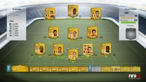Ibrahimovic lidera el Equipo de la Semana en FIFA 14 Ultimate Team
