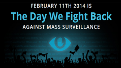 The Day We Fight Back: cuando Internet protesta contra la vigilancia masiva