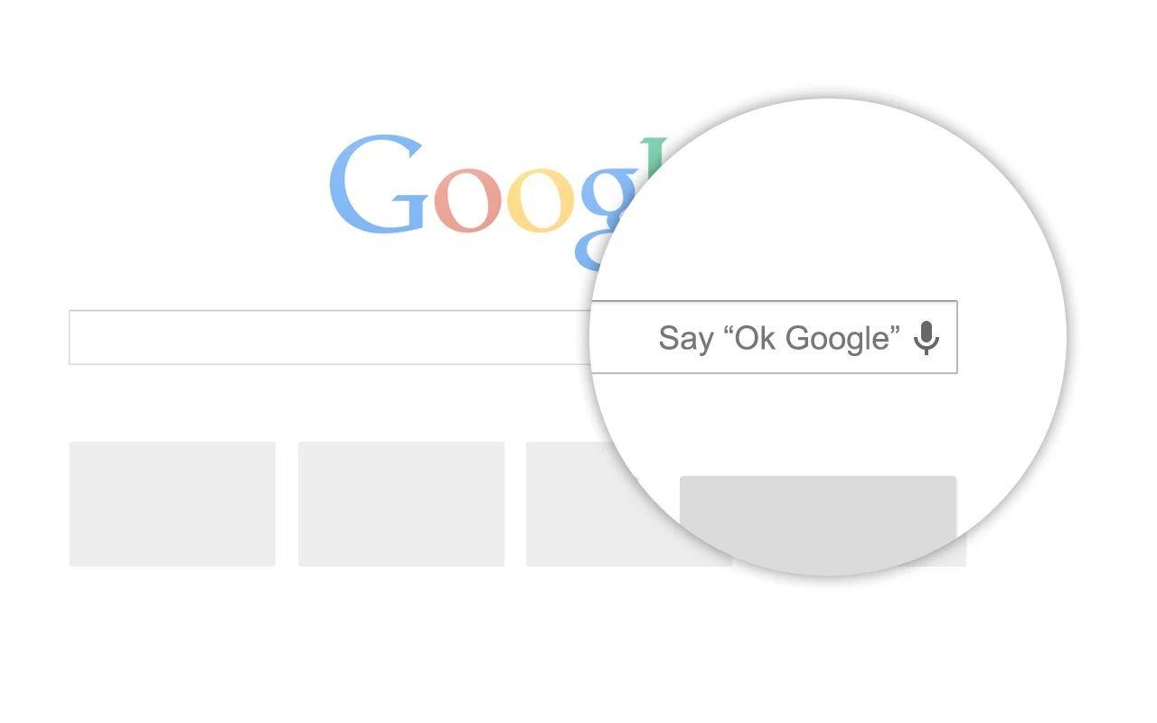 La nueva beta de Google Chrome incluye búsqueda por voz