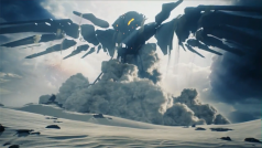 ¿Qué era exactamente la criatura del tráiler de Halo 5?