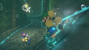 ¿Se filtró un circuito de Mario Kart 8 de Wii U? Las profundidades marinas