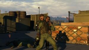 Konami lanza vídeo comparativo de las 4 versiones de Metal Gear Solid 5