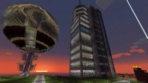La actualización 1.7.5 de Minecraft incluirá minijuegos para los Realms