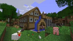 La actualización 14 de Minecraft para Xbox 360 se verá muy pronto
