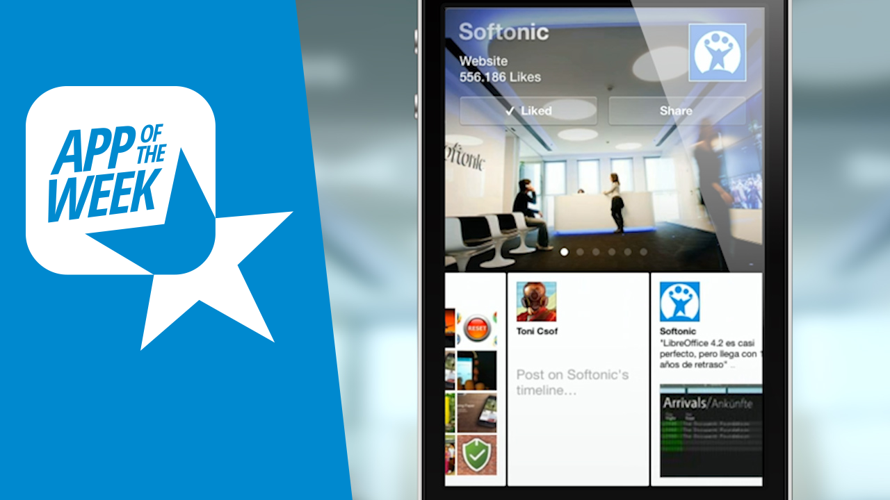 La mezcla perfecta de noticias y red social en Paper, la app de la semana