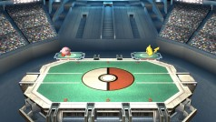 Nueva imagen de Super Smash Bros. Wii U: Lucario vs Pokémon Legendario