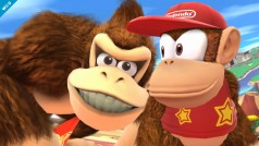 Nintendo confirma al ágil Diddy Kong en Super Smash Bros. Wii U