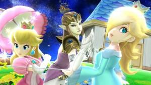 Especulación: Super Smash Bros. Wii U mostrará 2 personajes en marzo