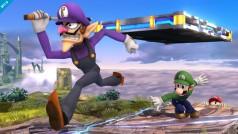 Waluigi no será un luchador de Super Smash Bros. Wii U