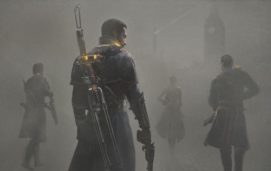 Los personajes de The Order: 1886 para PS4 baten el record de polígonos