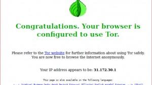 TAILS, el SO anónimo de Tor, llegará a smartphones, pero no a iPhone