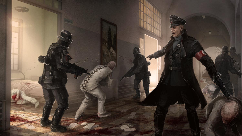 Wolfenstein The New Order funcionará a 1080p y a 60fps en Xbox One