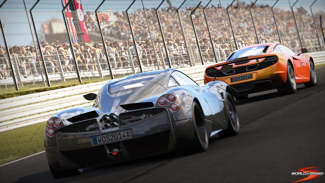 """World of Speed anunciado: es un juego de carreras online """"gratuito"""""""