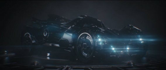 Batman Arkham Knight Preview