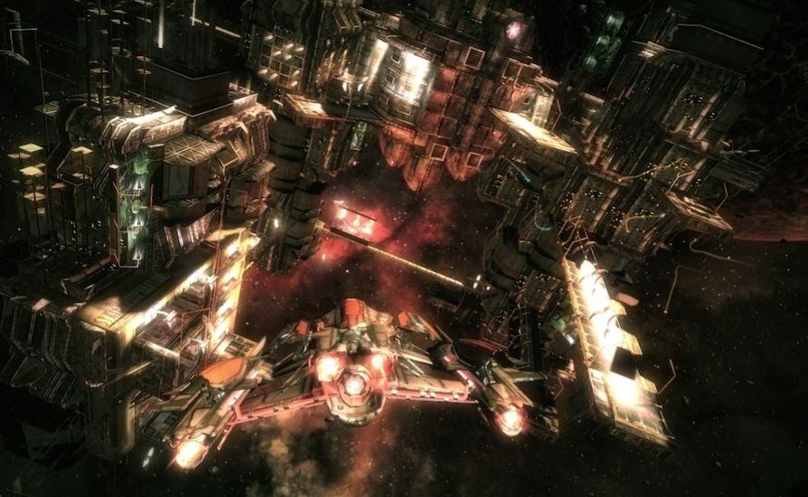 Space Noir será un épico juego de naves para iPad, PC y tabletas Android