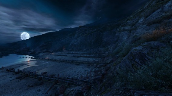 Dear Esther takes a new approach to exploration adventure
